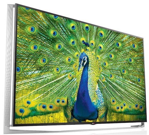 LG Electronics 79UB9800 79-Inch 4K Ultra HD 120Hz 3D TV (Big Game Special)