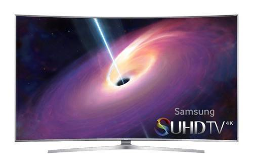 Samsung JS9500 Curved or Flat 4K TV