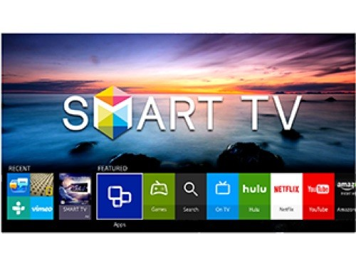 Smart Tizen TV JS8500