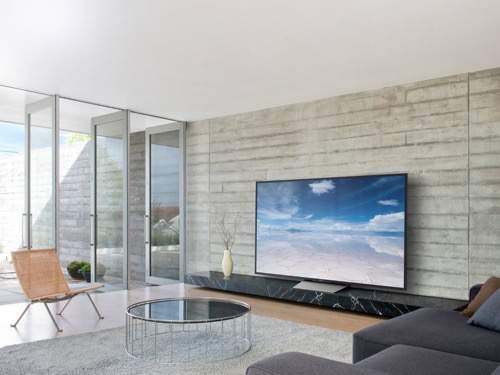 NEW Sony 4K HDR Television Range for 2016